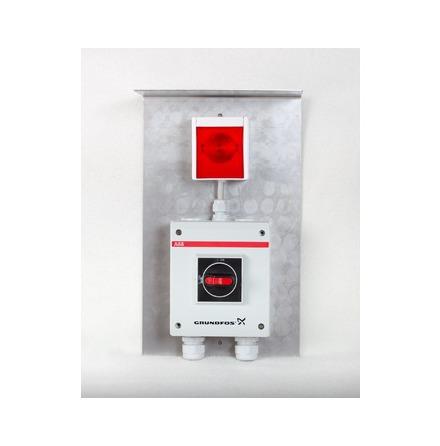 Larm och säkerhetsbrytare för 1 Autoadapt-pump
