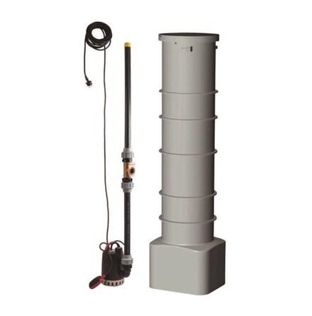 Pumpbrunn DPB1 inklusive pump CC7