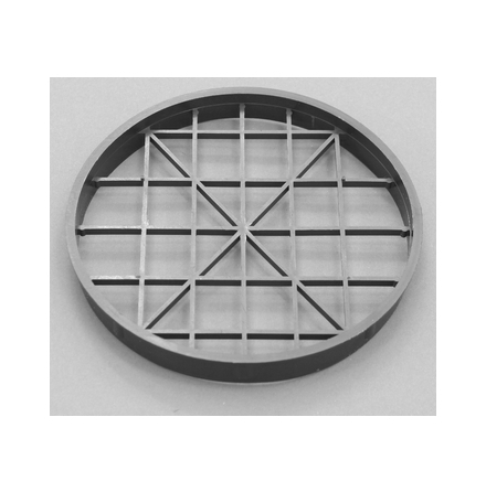 Täcklock lid PLUVIAL dim 160 mm