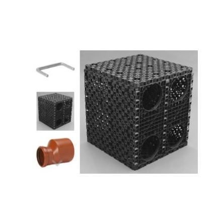 Villapaket Pluvial Cube