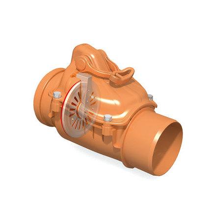 Redi Backventil / Översvämningsskydd 110mm