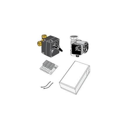 Nibe ESV 20 Extra shunt för villor med två olika värmesystem