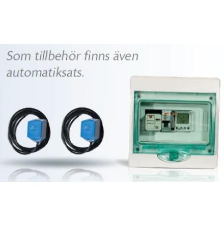 Automatik sats till J40-J175 filtrena