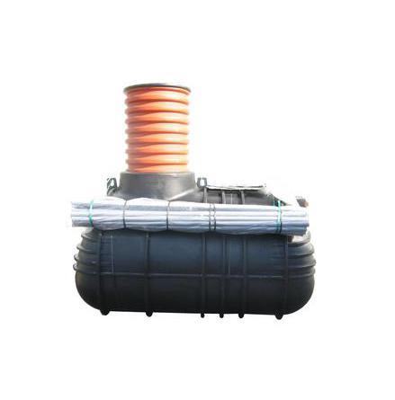 Wavin tryckinfiltration inkl slamavskiljare med pump BDT + KL