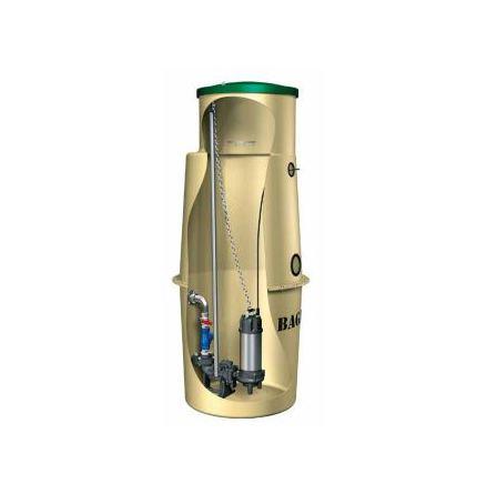 Baga Kompus 08-1 pumpstation 3-fas