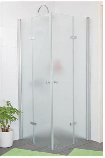 CYCLONE Vikbara duschväggar