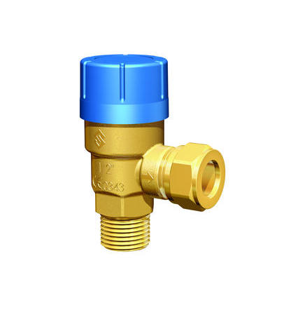 Säkerhetsventil tappvatten