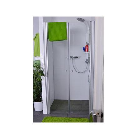 Cabinex Nisch svängbara duschdörrar modell CW2