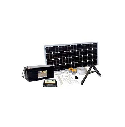 Solpanelspaket 60W Basic