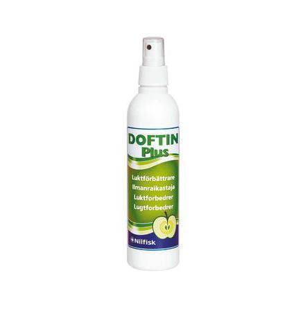 DOFTIN ÄPPLE 250 ML